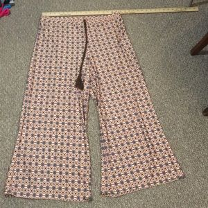 Gently Used New Directions Palazzo Pant. XL